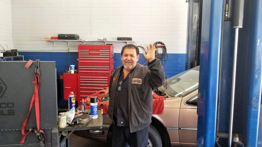 Meet Ralph at All Brands Auto Repair Shop in Mesa